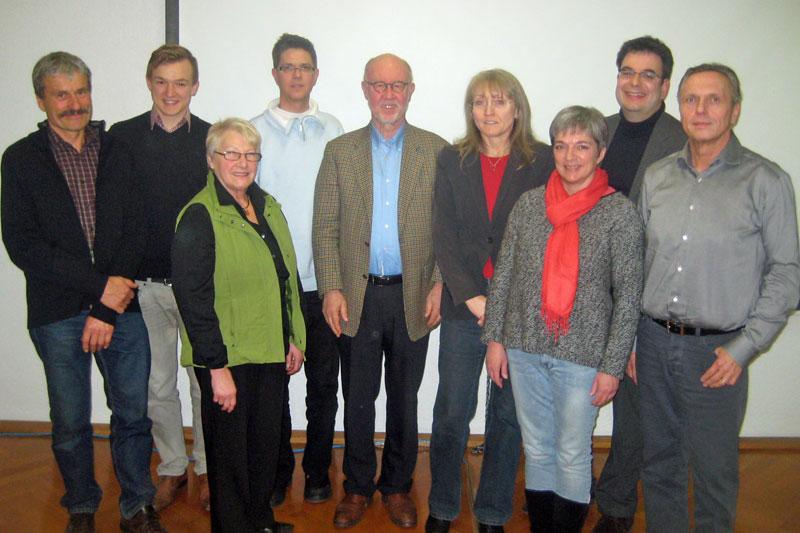 CDU Vorstand 2013
